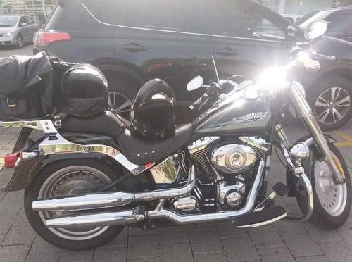 Imagem 1 de 10 de Harley Davidson Fatboy