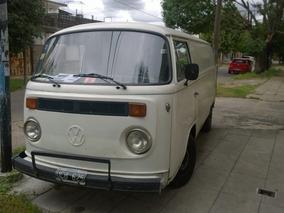 Volkswagen Furgon 1989