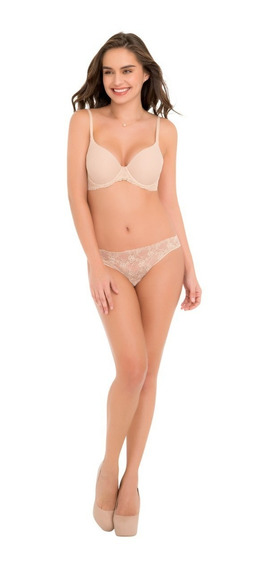 Bikini De Encaje Dama Ilusion 1149 Sexy Comodo Diarios