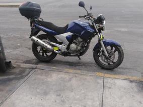 Moto Yamaha 250 Injectada