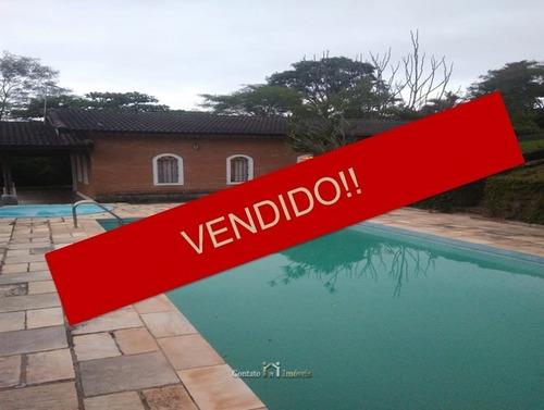 Chácara À Venda Ótima Localização Venda Atibaia - Ch0063-1