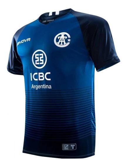 Nueva Camiseta De Talleres Suplente Givova 2020 Originales