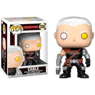 Funko Pop! Marvel: Deadpool: Cable #314