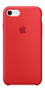 Capa iPhone 7 Original Apple Couro Com Camurça