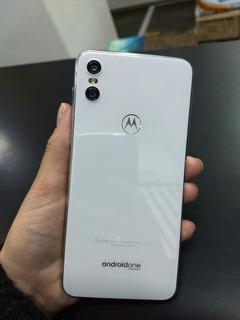Motorola One 64gb Com Película De Vidro - Branco