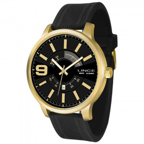 Relógio Lince Mrph055s P2px Masculino Preto - Refinado