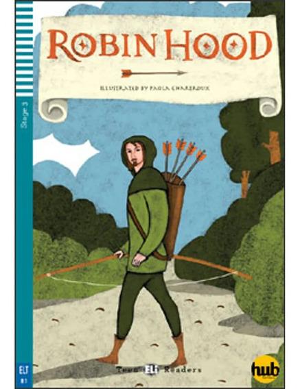 Robin Hood - Stage 3 - Audio Cd - Hub