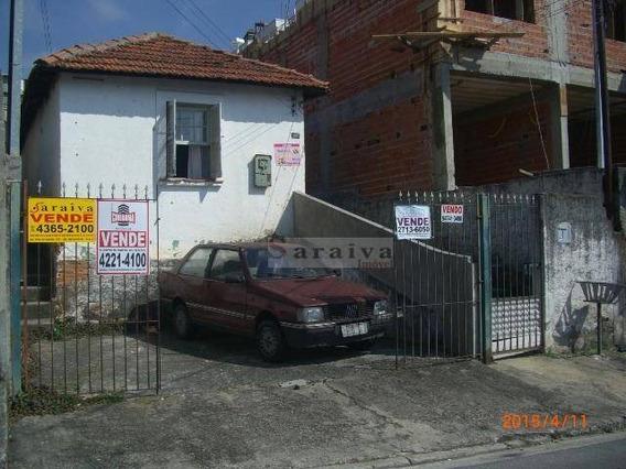Terreno Residencial À Venda, Nova Gerti, São Caetano Do Sul. - Te0004
