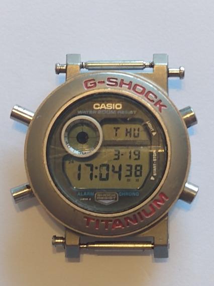 Relogio Casio G Shock Frogman Dw8200 Titanium Raridade