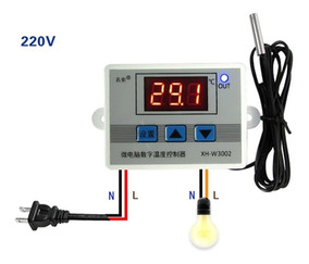 Controlador Temperatura Termostato Digital Chocadeira Estuf