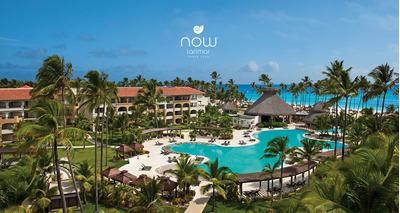7 Diárias Hotel Now Larimar Punta Cana De 8350 Por 5499