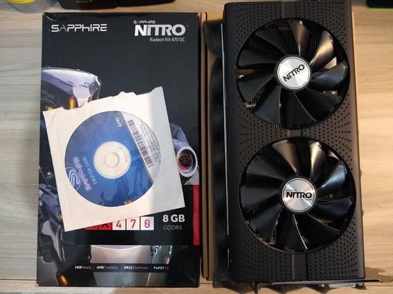 Sapphire Rx470 Oc Nitro 8gb