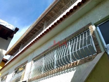 Casa Com 3 Quartos À Venda, 280 M² Por R$ 260.000 - Raul Veiga - São Gonçalo/rj - Ca0047