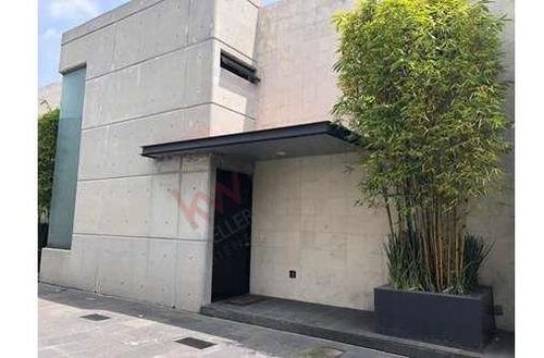 Imagen 1 de 25 de Hermosa Y Moderna Casa En Venta En Privada En Cuajimalpa $10,000,000.00