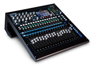 Mixer Allen And Heath Qu16 Digital 16 Canales