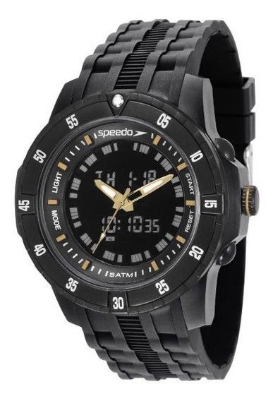 Relógio Speedo Masculino 81127g0evnp6 Analógico-digital