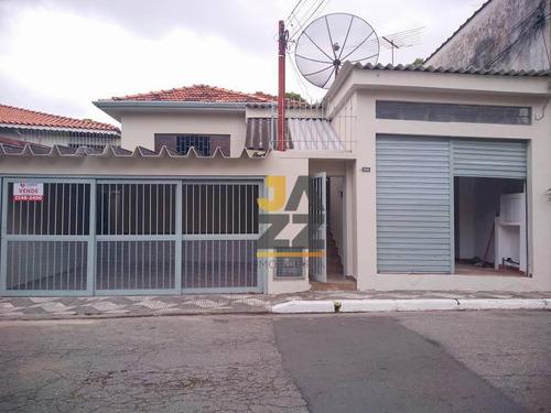 Imagem 1 de 17 de Casa Com 3 Dormitórios À Venda, 190 M² Por R$ 620.000,00 - Cidade Vargas - São Paulo/sp - Ca13369