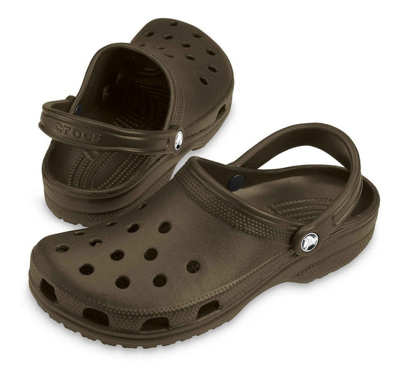 Crocs Originales Classic Adulto Chocolate