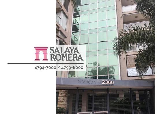 Alquiler - Departamento De 3 Ambientes Con Parrilla Y Cochera Doble - San Isidro
