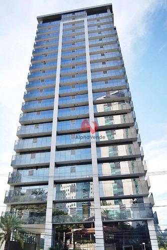 Conjunto Comercial Para Locação, Empresarial 18 Do Forte, Barueri. - Cj0193