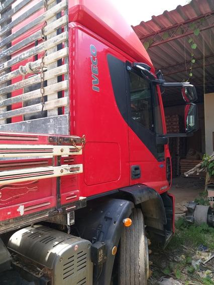 Tector 240e28 Bitruck 8x2 4eixo - 24320 Vm 330 2429 2430 250