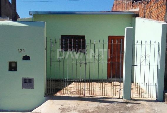 Casa À Venda Em Loteamento Residencial Novo Mundo - Ca004872