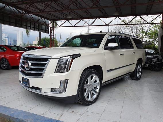 Cadillac Escalade 2015 6.2 Esv Premium 4x4 7 Pasajeros At