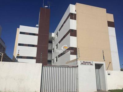 Apartamento Garden Com 3 Dormitórios À Venda, 85 M² Por R$ 210.000 - Jardim Cidade Universitária - João Pessoa/pb - Gd0015