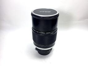 Lente Nikon P 180mm 2.8 Linda! Super Luminosa Vintage #
