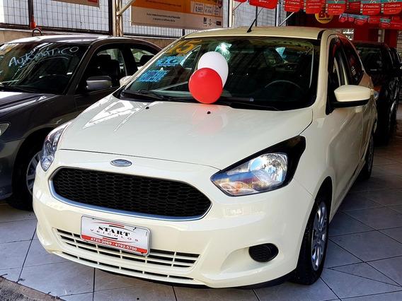 Vd/tr Ford Ka 2015 Se Completo + Som + Pneus Novos! Ac.troca