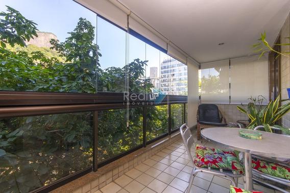 Residencial Com Serviços No Bairro Do Leblon, Rio De Janeiro. - 2436