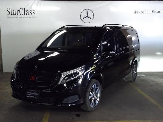 Mercedes-benz Clase V Avantgarde 2.0 Blindada Niv.3