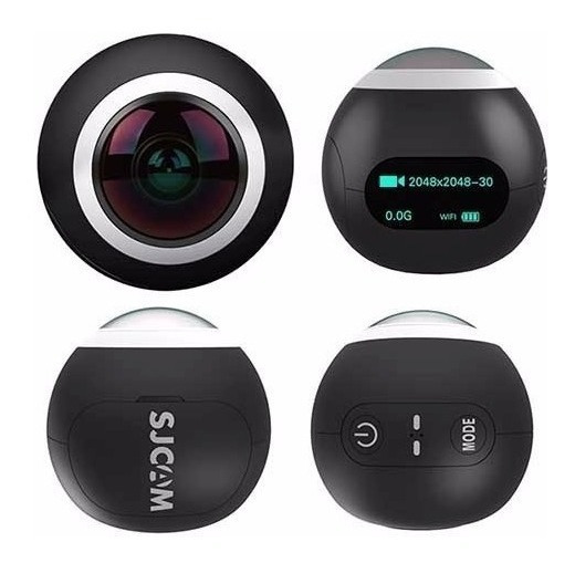 Camera 360 Sjcam Sj360