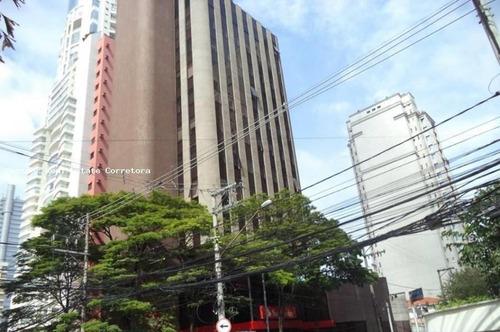 Imagem 1 de 15 de Sala Comercial Para Venda Em São Paulo, Brooklin, 1 Dormitório, 2 Banheiros, 2 Vagas - 2685_2-944299