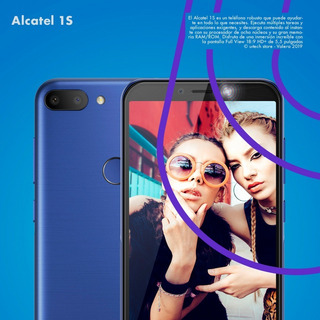 Alcatel 1s 3gb/32gb Dual Camara (110v)