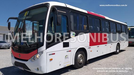 Onibus Rodoviario Motor Dianteiro - Ano 2014/15 Com Ar Cond