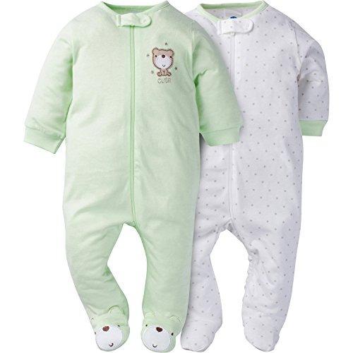 f1021fd9 Pijamas Bebe Gerber 2 Piezas 3 6 Meses - $ 284.900 en Mercado Libre