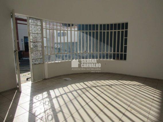 Casa Comercial Para Locação No Centro De Itu. - Ca7009