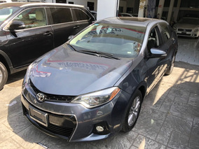 Toyota Corolla 1.8 S At 2015 Gris