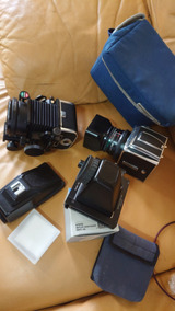 Kit Hasselblad, Aceito Trocas.