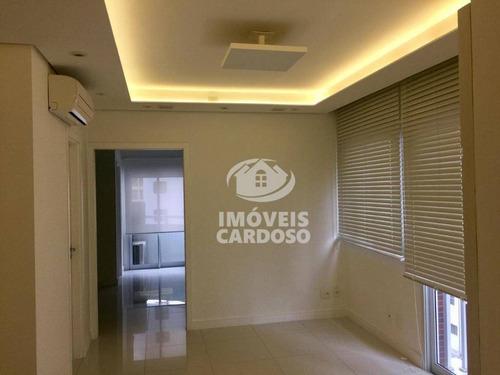 Imagem 1 de 25 de Apartamento Com 1 Dormitório À Venda, 51 M² Por R$ 790.000,00 - Paraíso - São Paulo/sp - Ap17521