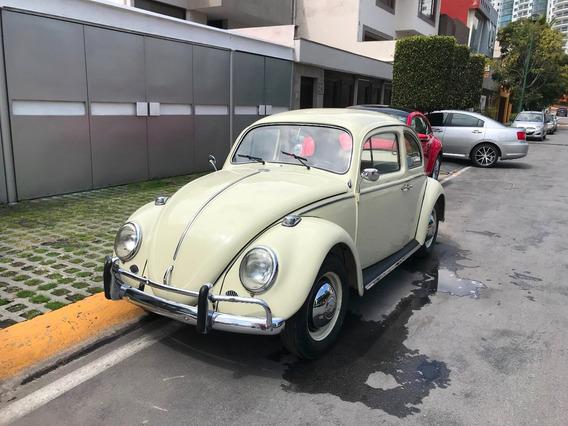 Volkswagen Sedan 1968 Totalmente Excelente Esta Nuevo Org