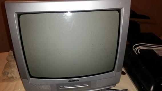 Televisor Convencional De 14 Pulgadas