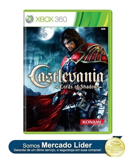 Castlevania Lords Of Shadow Para Xbox 360 E Xbox One Origina