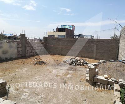Remato Terreno Con Area Construida