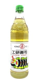 Vinagre De Arroz Sushi 600 Ml Origen Taiwan