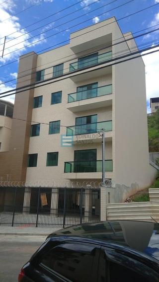 Edinaldo Santos - Bernardino - 2/4 Com Suite Área Externa E Gar E Var. - 2356