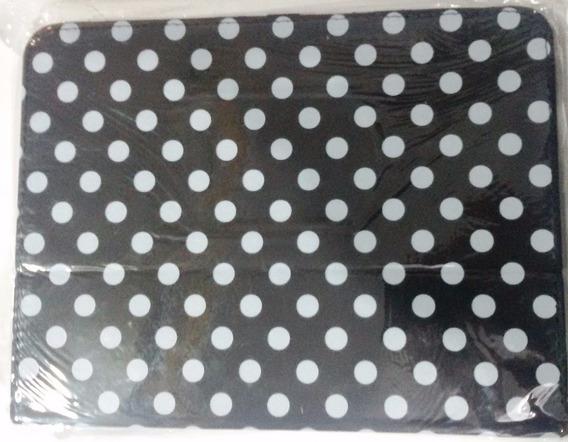 Capa Case Tablet 10 Polegadas Universal Estampa Bolinhas