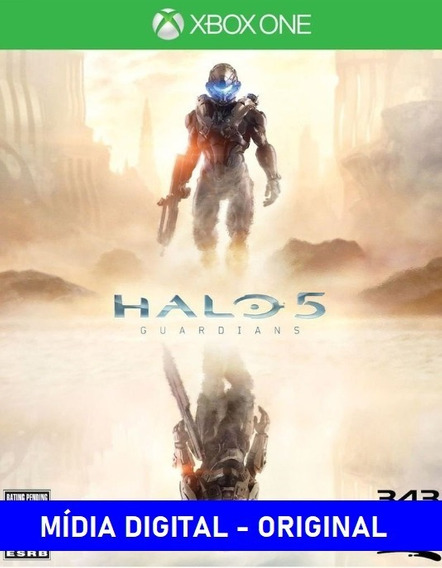Halo 5: Guardians - Xbox One - Mídia Digital Original