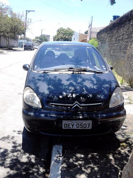Citroën Xsara Picasso 2.0 Glx 5p Pode Parcelar 12x